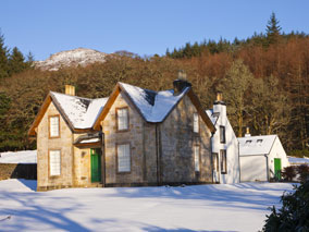 Manse Self Catering Raasay